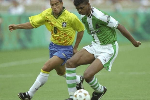 Nigéria x Brasil: A vitória de um continente