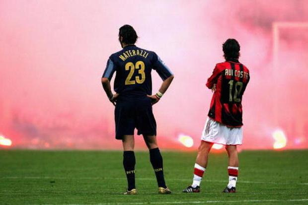 Derby Della Madonnina: Inter x Milan