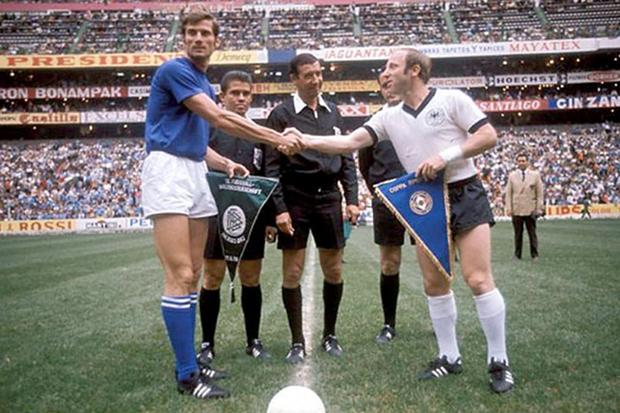 Itália x RFA: o Jogo do Século