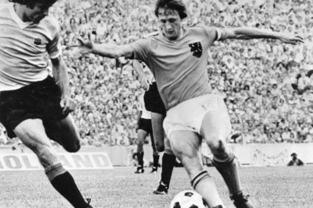 Johan Cruyff: Nummer 14