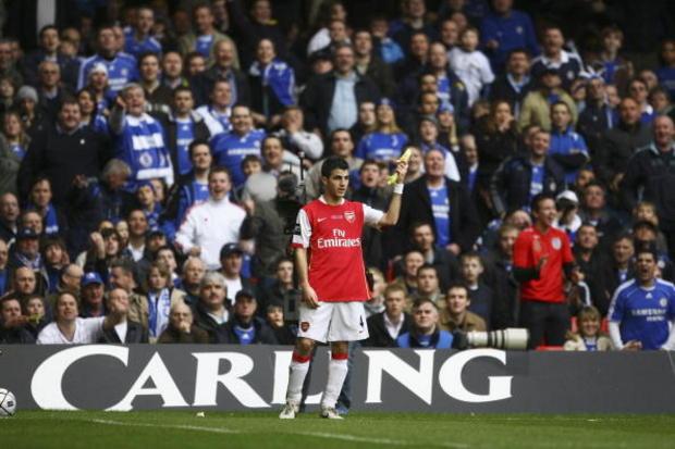 O Chelsea e o aipo