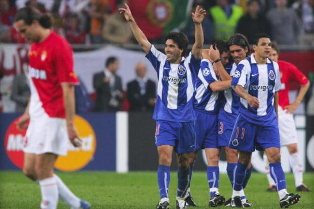 FC Porto x Monaco: a glória em Gelsenkirchen