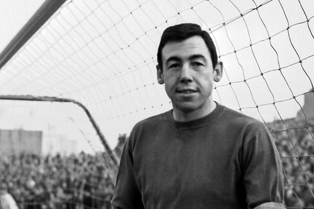 Gordon Banks: o Banco de Inglaterra