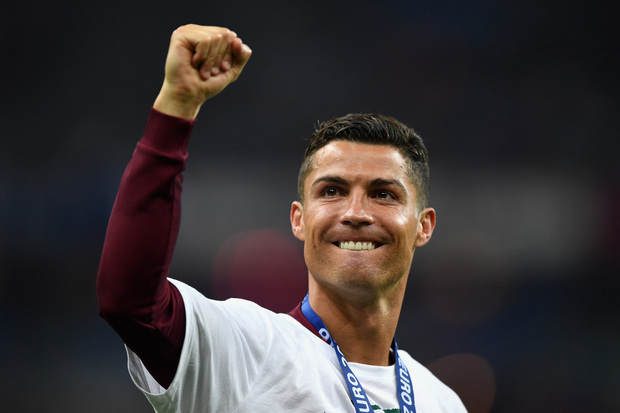 Cristiano Ronaldo: o «puto maravilha»