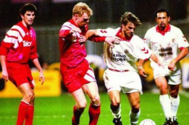 Leverkusen x Benfica: Chuva de golos