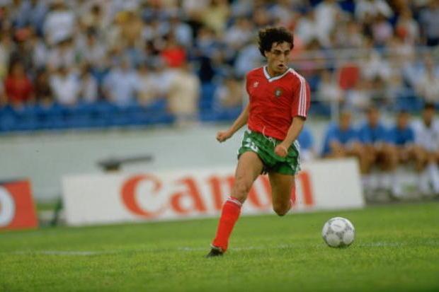 Paulo Futre: «el portugués»