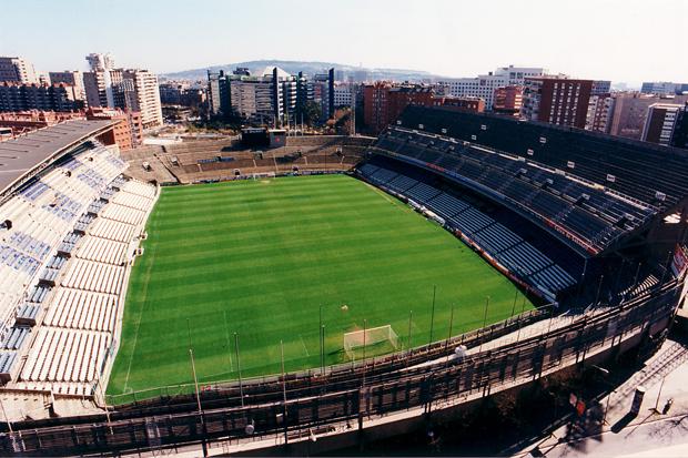 Sarrià: a casa do Espanyol