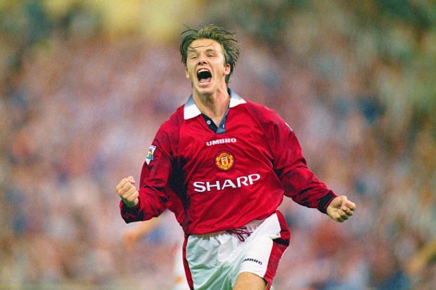 David Beckham: A Super Estrela