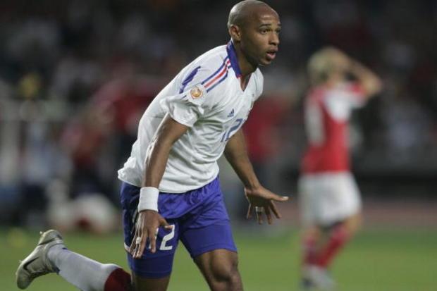 Thierry Henry: Rei em Londres