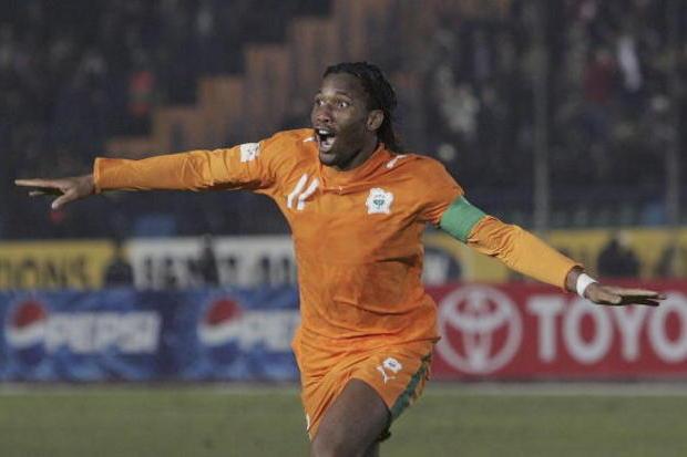Didier Drogba: o Diamante de Abidjan