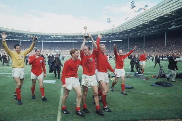 Inglaterra x RFA: A coroa mundial