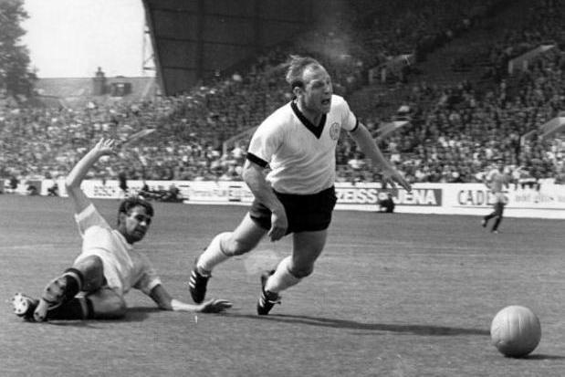 Uwe Seeler: o tanque de Hamburgo