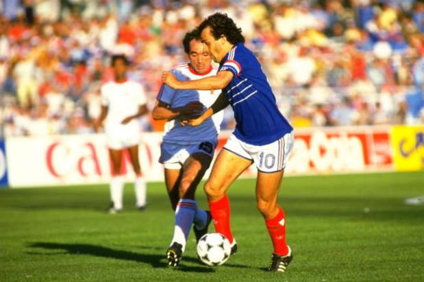 Euro 1984: a França finalmente campeã