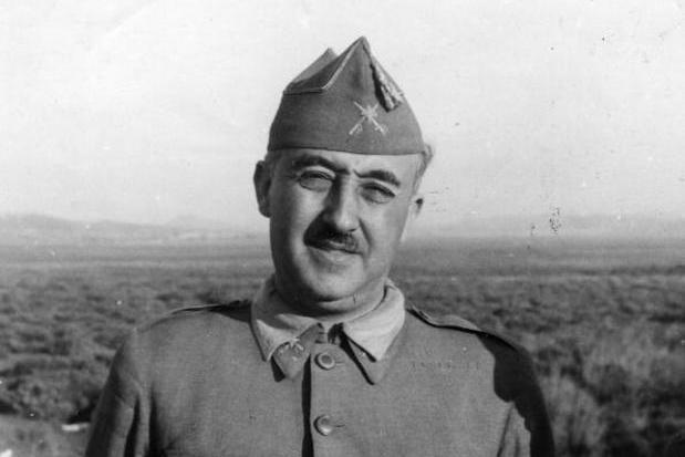 A ditadura de Franco e o Europeu de futebol