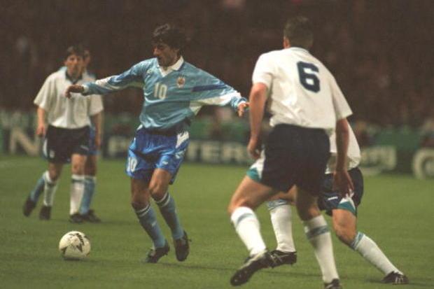 Enzo Francescoli: o ídolo de Zidane