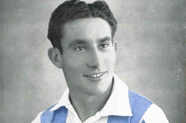 Monteiro da Costa: herói azul