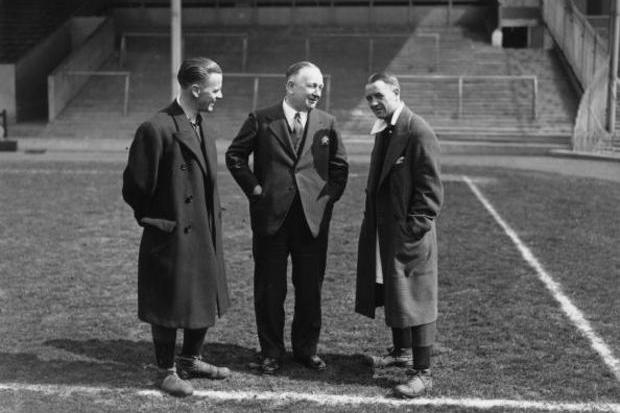 Herbert Chapman: o Senhor Arsenal