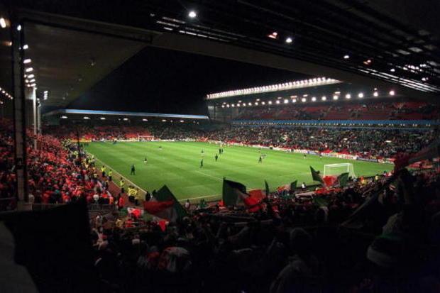 Anfield Road: a casa dos reds