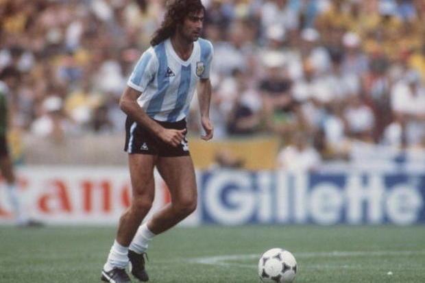 Mario Kempes: o herói de 78