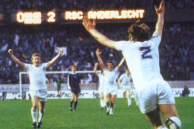 Anderlecht x Austria Wien: a final de roxo