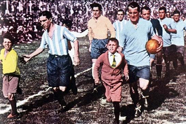Luta no Rio da Prata: Uruguai x Argentina