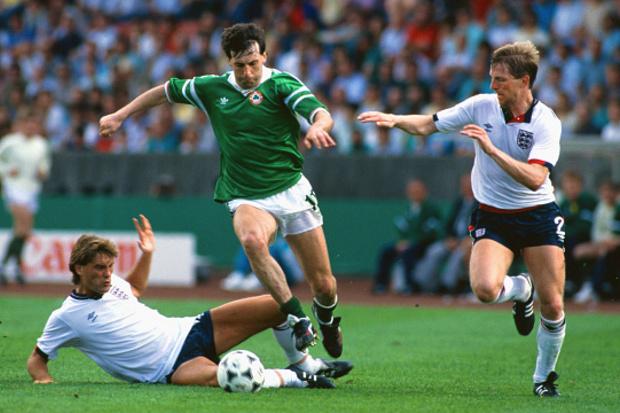 Rep. Irlanda x Inglaterra: A vingança irlandesa