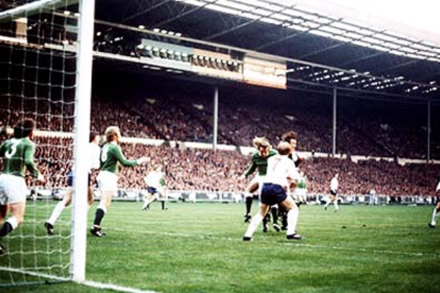 Inglaterra x RFA: A 1ª vitória alemã em Wembley