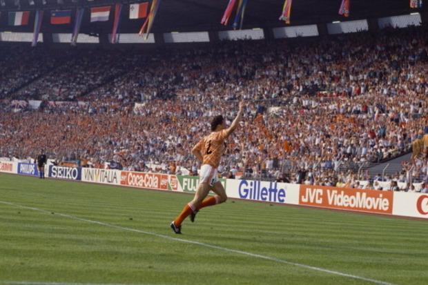 Euro 1988: van Basten & Cia.