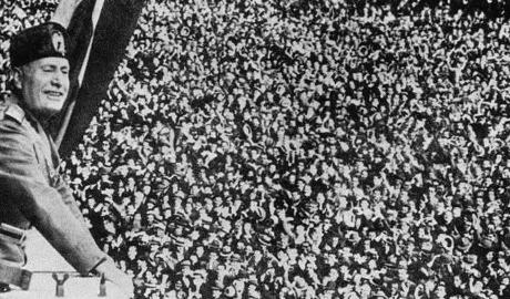 O Mundial de Mussolini