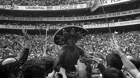 México 1970: O futebol passou a ter um Rei