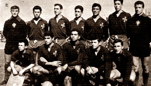 Os 50 anos da primeira conquista do futebol português