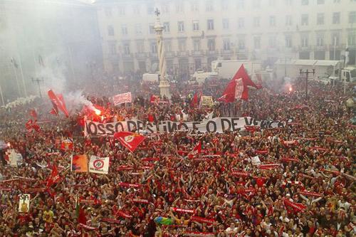 2009/10: Carrega Benfica!