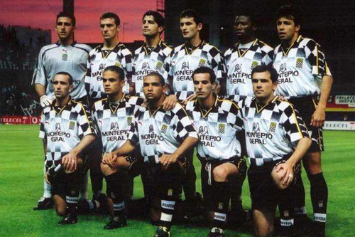 2000/01: Boavistão!